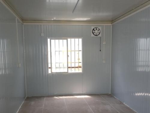 集装箱宿舍的可移动的好处?